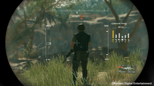 METAL GEAR SOLID V: THE PHANTOM PAIN ゲーム画面4