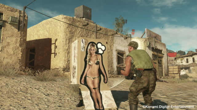 METAL GEAR SOLID V: THE PHANTOM PAIN ゲーム画面6