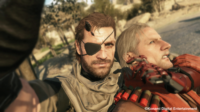 METAL GEAR SOLID V: THE PHANTOM PAIN ゲーム画面8