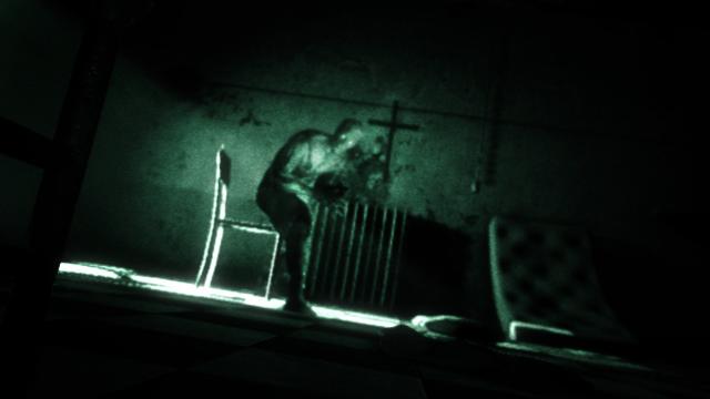 Outlast ゲーム画面4