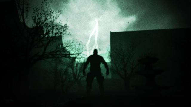 Outlast ゲーム画面3