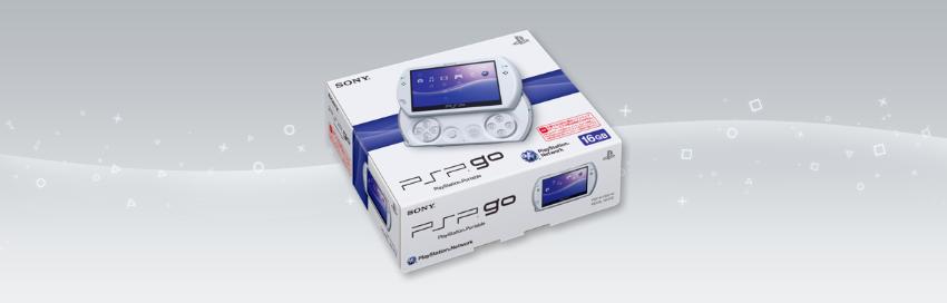 PSP®「プレイステーション・ポータブル」go パール・ホワイト