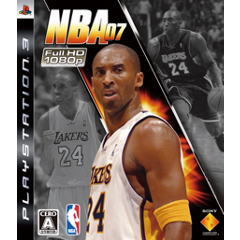 NBA 07 ジャケット画像