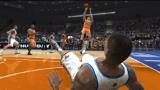 NBA 07 ゲーム画面2
