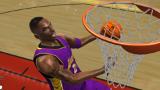 NBA 07 ゲーム画面3