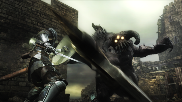 Demon's Souls ゲーム画面2