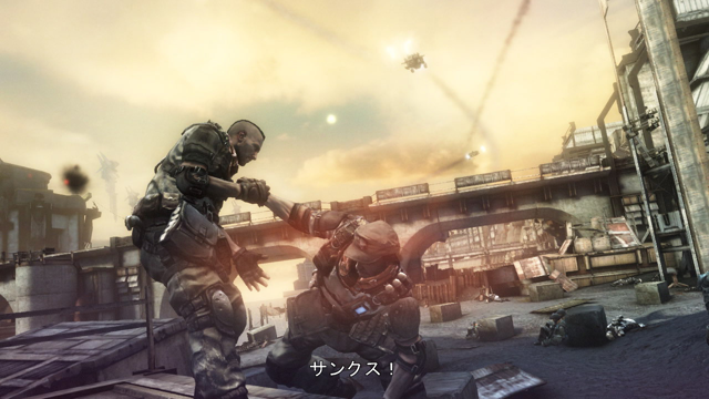 KILLZONE 2 PlayStation®3 the Best ゲーム画面5