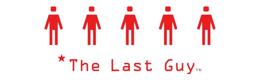 The Last Guy バナー画像