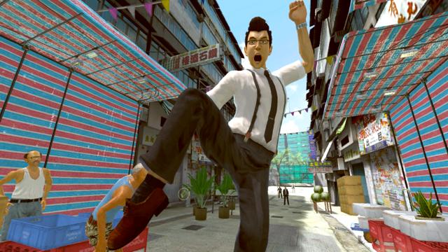 街スベリ ゲーム画面3