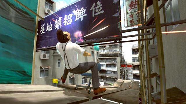 街スベリ ゲーム画面5