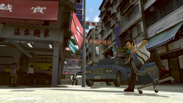 街スベリ ゲーム画面9
