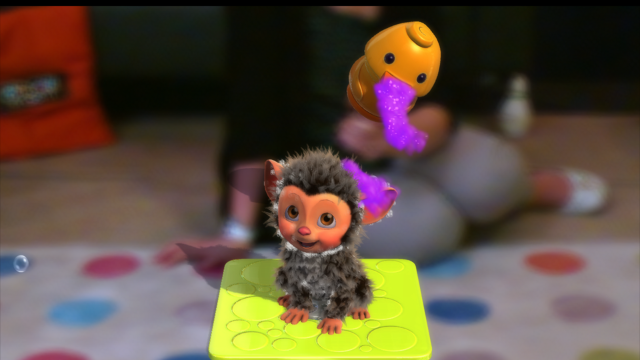 Me&My Pet ゲーム画面2