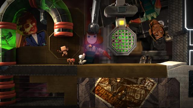 リトルビッグプラネット2 ゲーム画面4
