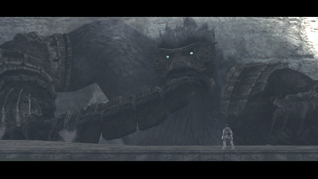 ワンダと巨像 ゲーム画面6