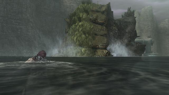ワンダと巨像 ゲーム画面7