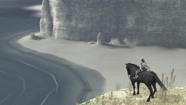 ワンダと巨像 ゲーム画面8
