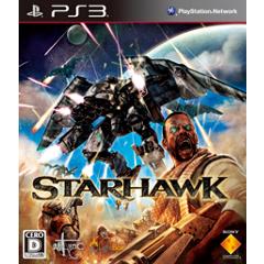 STARHAWK ジャケット画像