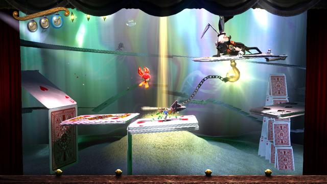 パペッティア ゲーム画面8