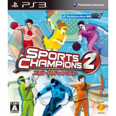 スポーツチャンピオン 2 ジャケット画像