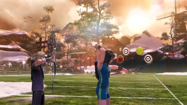 スポーツチャンピオン 2 ゲーム画面4