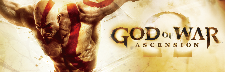 God of War: Ascension バナー画像