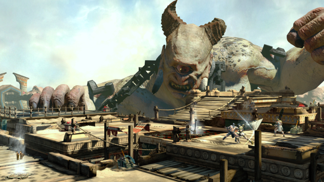 God of War: Ascension ゲーム画面4