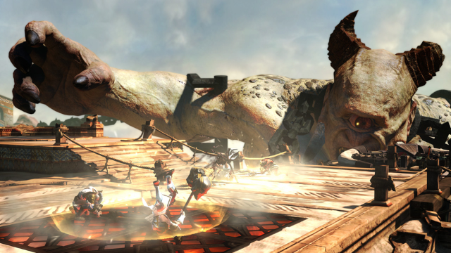 God of War: Ascension ゲーム画面6