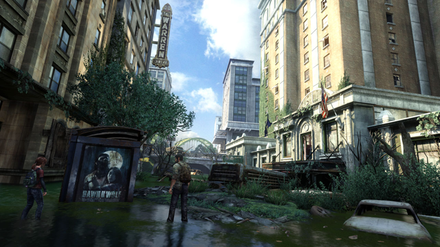 The Last of Us ゲーム画面12