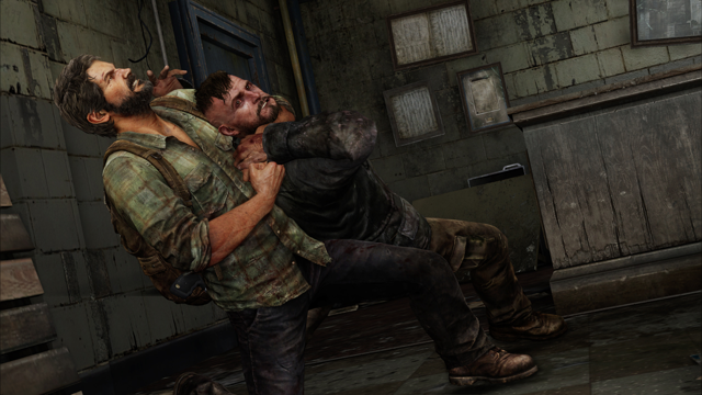 The Last of Us ゲーム画面18