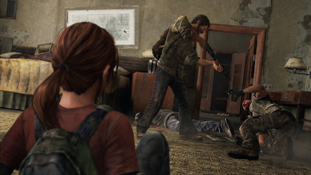 The Last of Us PlayStation 3 the Best ゲーム画面19