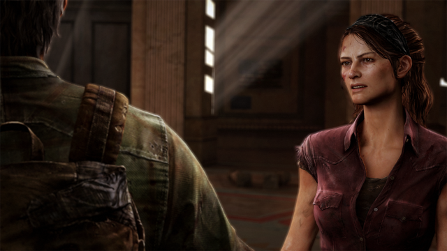 The Last of Us ゲーム画面9