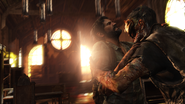 The Last of Us ゲーム画面10