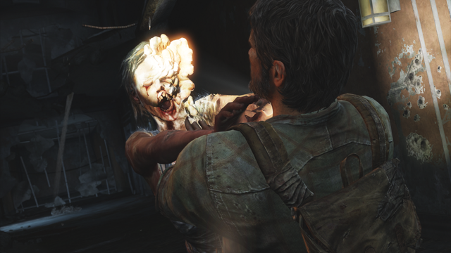 The Last of Us ゲーム画面2