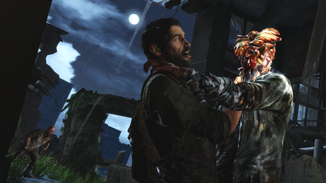 The Last of Us ゲーム画面4