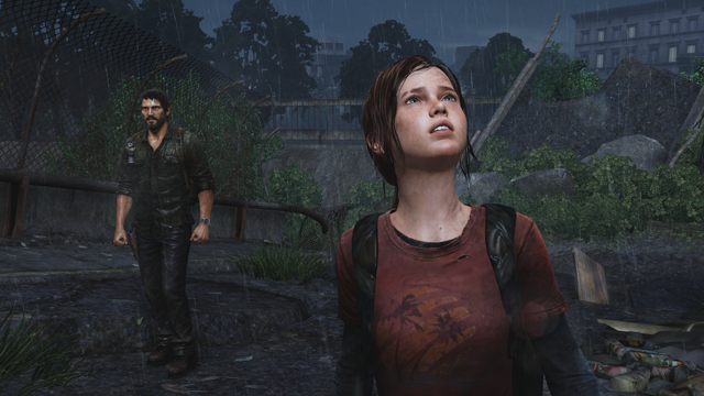 The Last of Us ゲーム画面6