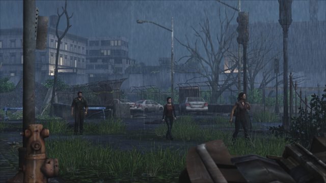 The Last of Us ゲーム画面7
