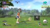 みんなのGOLF 5 PlayStation®3 the Best ゲーム画面1
