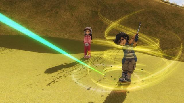 みんなのGOLF 5 PlayStation®3 the Best ゲーム画面7
