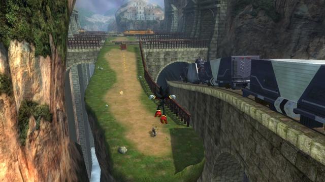 SONIC THE HEDGEHOG ゲーム画面3
