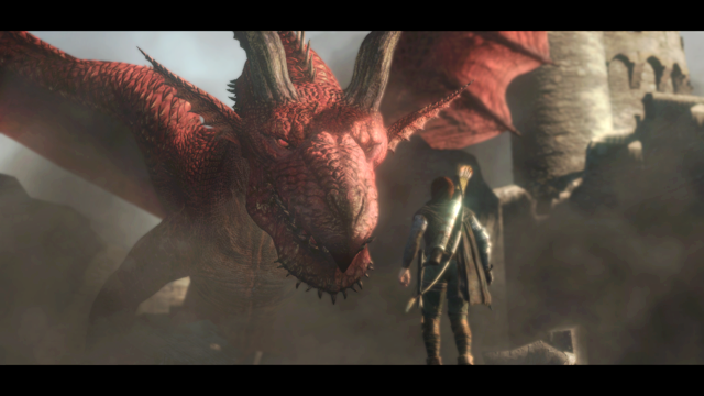 Dragon's Dogma PlayStation®3 the Best ゲーム画面1