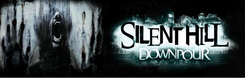 SILENT HILL : DOWNPOUR(サイレントヒル ダウンプア) バナー画像
