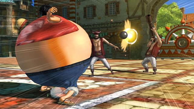 ワンピース 海賊無双 TREASURE BOX ゲーム画面8