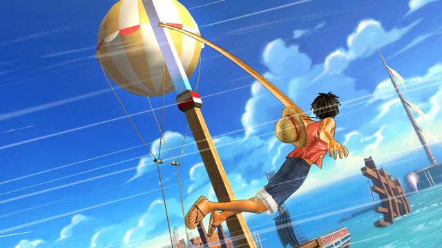 ワンピース 海賊無双 TREASURE BOX ゲーム画面10