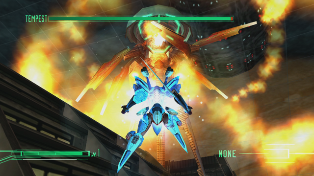 ZONE OF THE ENDERS HD EDITION PlayStation®3 the Best ゲーム画面5