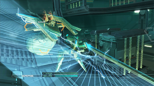 ZONE OF THE ENDERS HD EDITION PlayStation®3 the Best ゲーム画面6