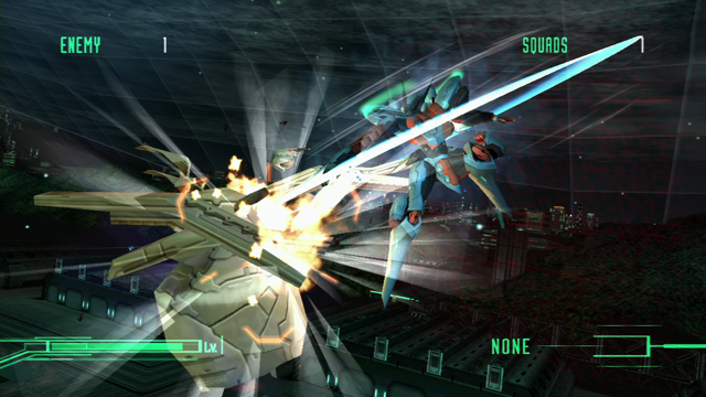 ZONE OF THE ENDERS HD EDITION PlayStation®3 the Best ゲーム画面8