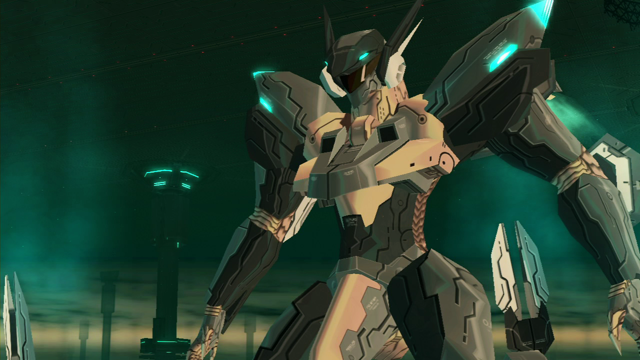 ZONE OF THE ENDERS HD EDITION PlayStation®3 the Best ゲーム画面11