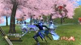 戦国BASARA HDコレクション ゲーム画面1