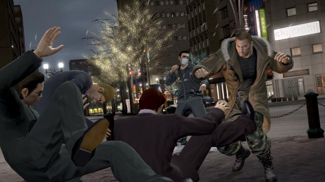 龍が如く5 夢、叶えし者 PlayStation®3 the Best ゲーム画面2