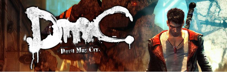 DmC Devil May Cry バナー画像